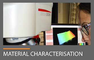 Material characterisation services