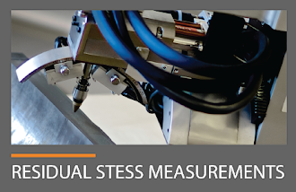 Residual stress measurement services